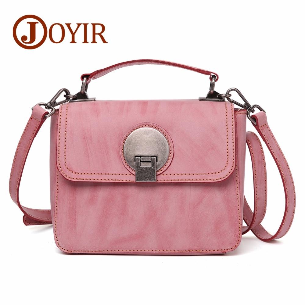 JOYIR Women Bag Genuine Leather Crossbody Bags For Fashion Shoulder Menssenger Bolsas Feminina 81