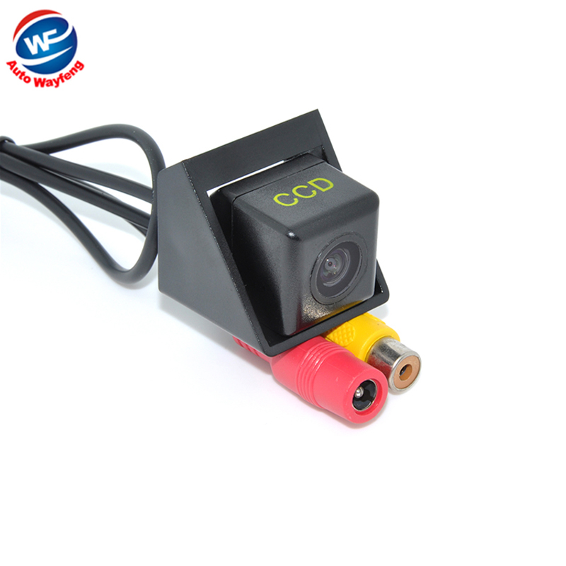 Factory Selling HD CCD Car rearview camera Car rear view camera for Ssangyong new Actyon Korando waterproof night version WF