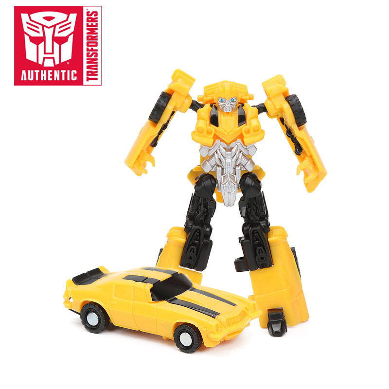 Transformers Toys Movie Series 6 Energon Igniters Optimus Prime Bumblebee Barricade Hot Rod Action Figure Collection Model Dolls