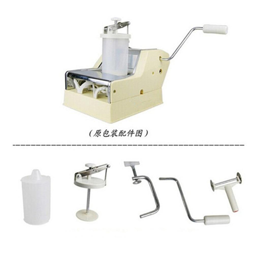 Máquina Dumpling Buen Paquete aparatos de cocina de Acero Inoxidable ...