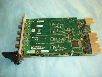 For PXI-4462 High Precision Data Acquisition DAQ Module - NI National Instruments - Original Genuine