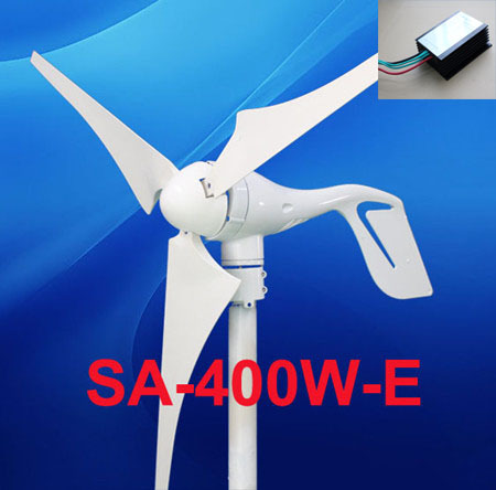 400W home use small Wind Generator Power System With a 12v DC Controller land use information system