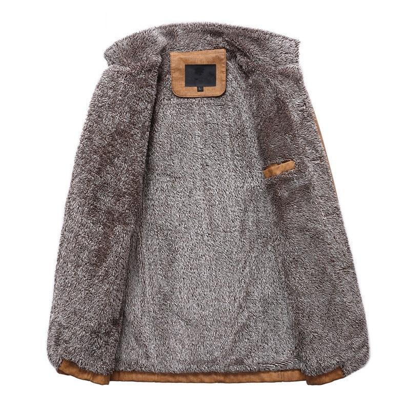 2018 Весенняя Новинка стиль Для мужчин повседневная модная утепленная куртка плащ Для мужчин высокого качества пальто Куртки ветровка полный размер M 4XL - 3