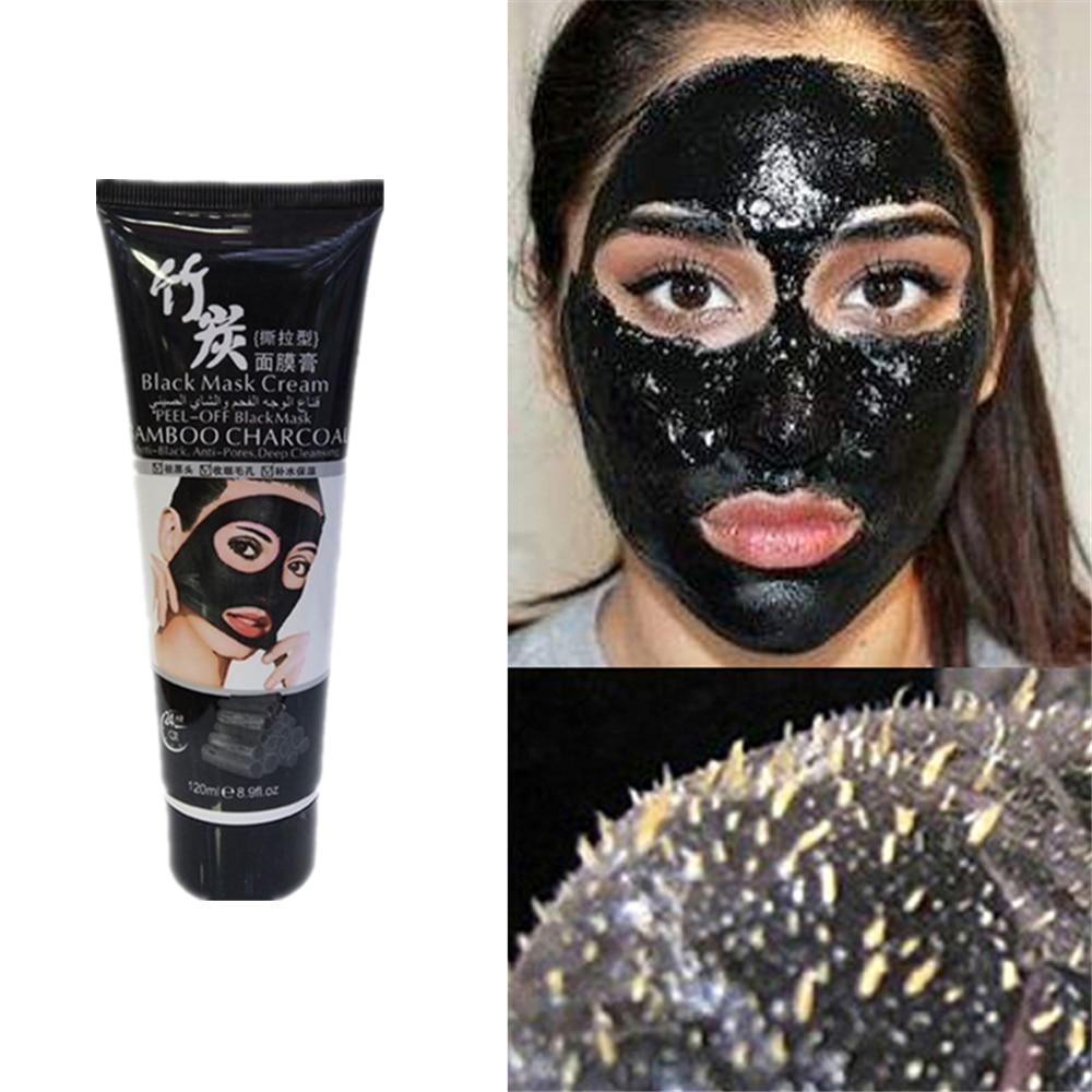masque anti point noir black mask