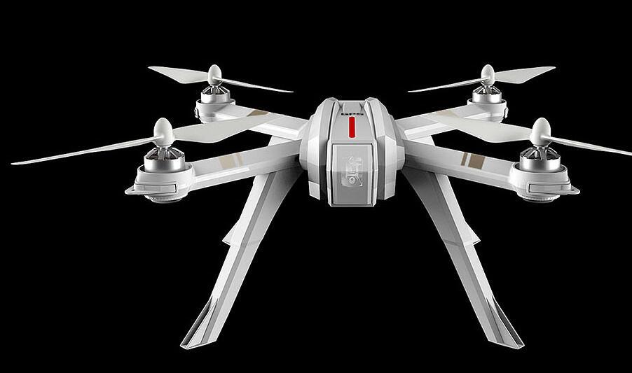 Drone quadrirotor Original MJX B3 PRO RC double GPS suivez moi/moteur sans balai/peut soulever Gopro Sjcam (caméra C6000 en option)-in Hélicoptères télécommandés from Jeux et loisirs    3