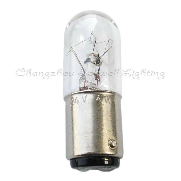 2020 nova chegada venda profissional ce lampada edison novo miniatura lampada luz ba15d t16x46 4w a091