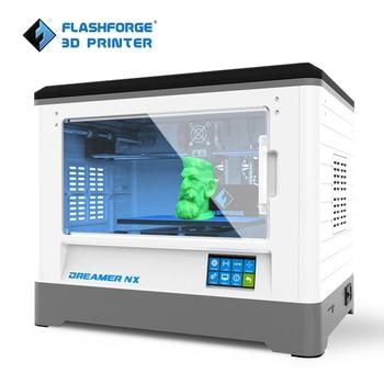 New!!! Flashforge 3D Printer Dreamer-NX Single Extruder 3D Printer Factory outlet