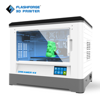 New!!! Flashforge 3D Printer Dreamer NX Single Extruder 3D Printer Factory outlet