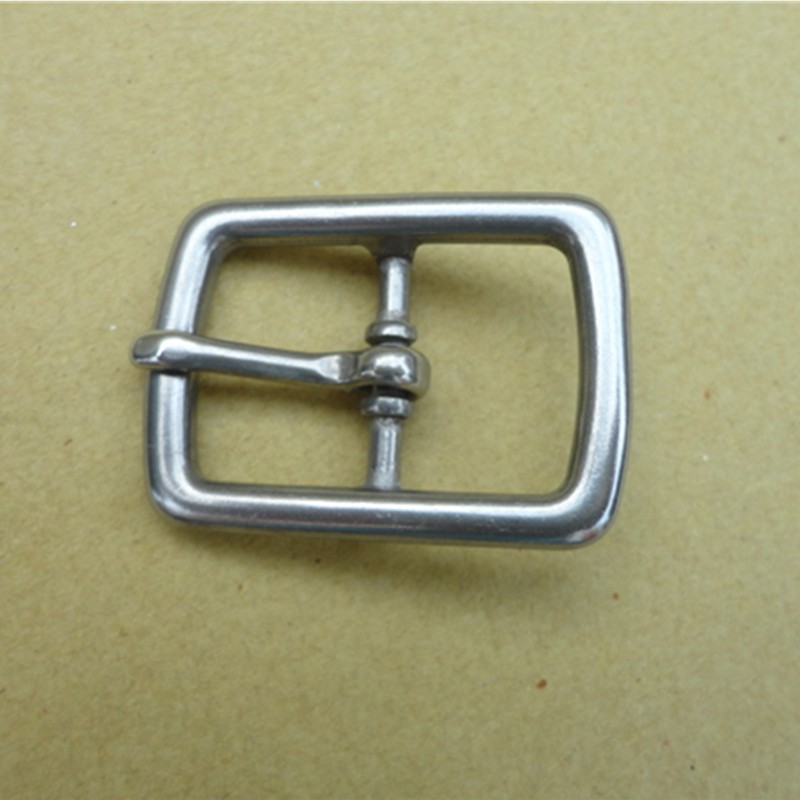 20Pieces/Lot Stainless Steel Pin Buckle   Leather Craft Buckle  Inside Width 21mm Belt Buckle