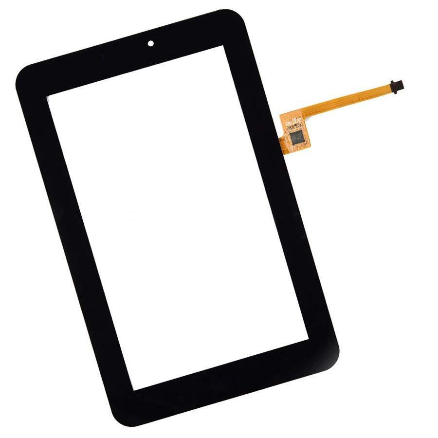 цены на High Quality For HuaWei MediaPad 7 Youth s7-701 S7-701u S7-701w touch screen digitizer free shipping