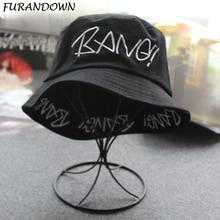 FURANDOWN 2017 Summer Fashion Unisex Bucket Hat Adult Men Women Hip Hop Caps Fishing Hat Free Shipping