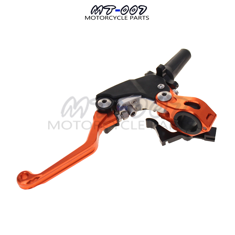 CNC Billet Pivot Foldable Clutch Lever Perch For KTM EXC EXCR XCW XCRW XC SX SXR SXF XCF 250 300 350 400 450 500 505 525 530