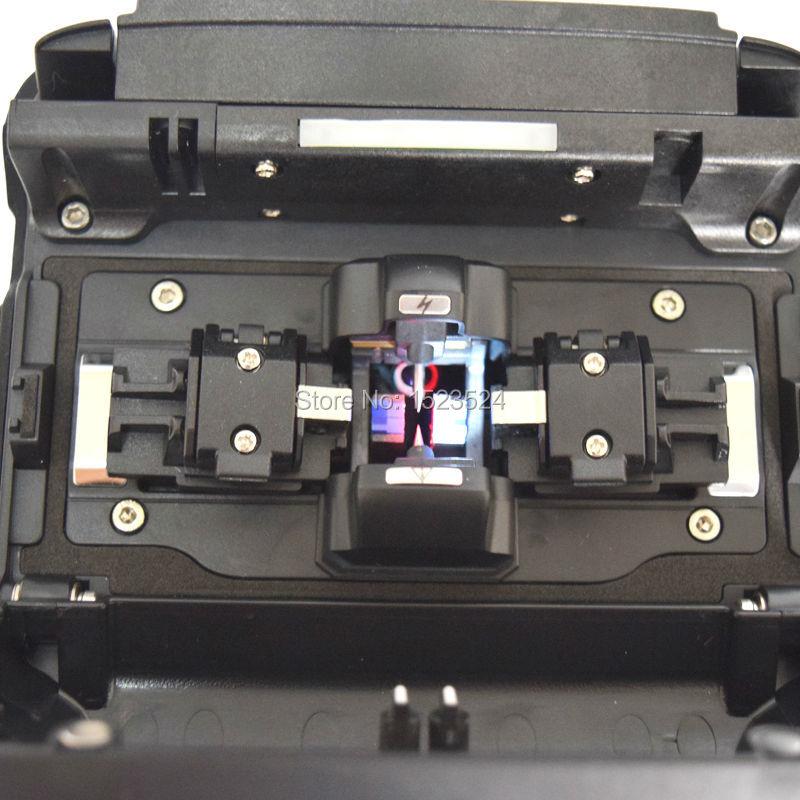 SM & MM automatique Six moteurs intelligents FTTH épisseuse à Fiber optique épisseuse à Fusion de fibres optiques - 5
