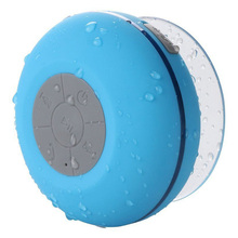 BTS-06 mini Bluetooth/Wireless Speaker with suction cup bathroon waterproof portable speaker/audio цены