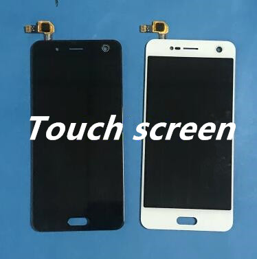 Glass touch screen for ZTE Blade V8 touch screen Digitizer touchscreen replacement white color