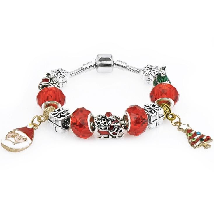 PRF Ishay di Modo D'argento di Colore Abbagliante Margherita Pendente DELLA CZ Rosa Perle di Vetro Bracciali e Braccialetti per le Donne