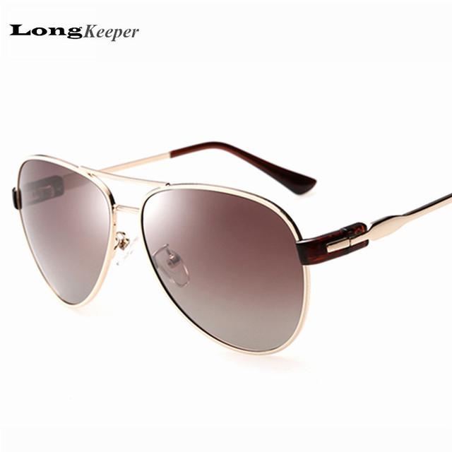 Qualidade superior Das Mulheres Dos Homens Polarizados Óculos De Sol Da Marca Designer Condução Espelho polarizado Óculos de Sol oculos de sol feminino 2878