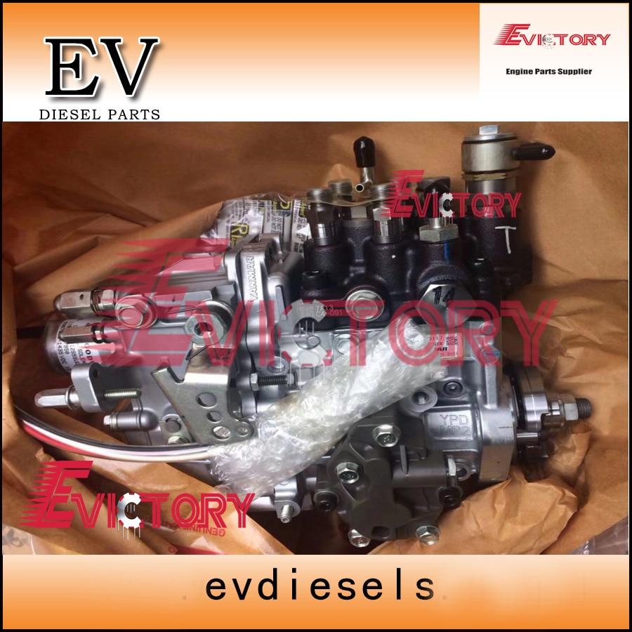 HOT SALE] 3TNV88 4TNV88 engine diesel fuel injector for yanmar suit