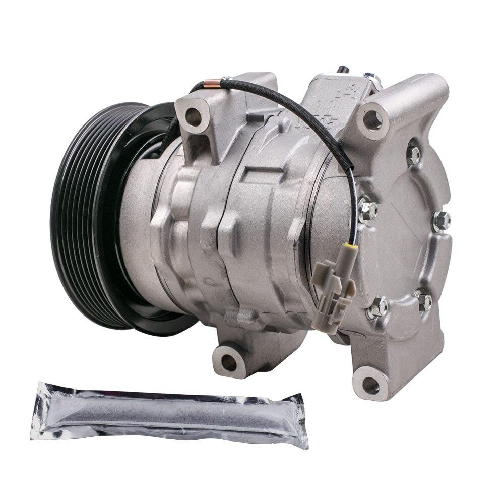 Compresseur de climatisation pour Toyota Hilux KUN16R 3.0L 4cyl Diesel-1KD-FTV 02/05-03/15