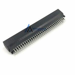 Image 2 - Termostabilità di alta qualità 64 Spille connettore slot per schede per il SEGA MEGA DRIVE MD Genesi console di gioco parte di Ricambio