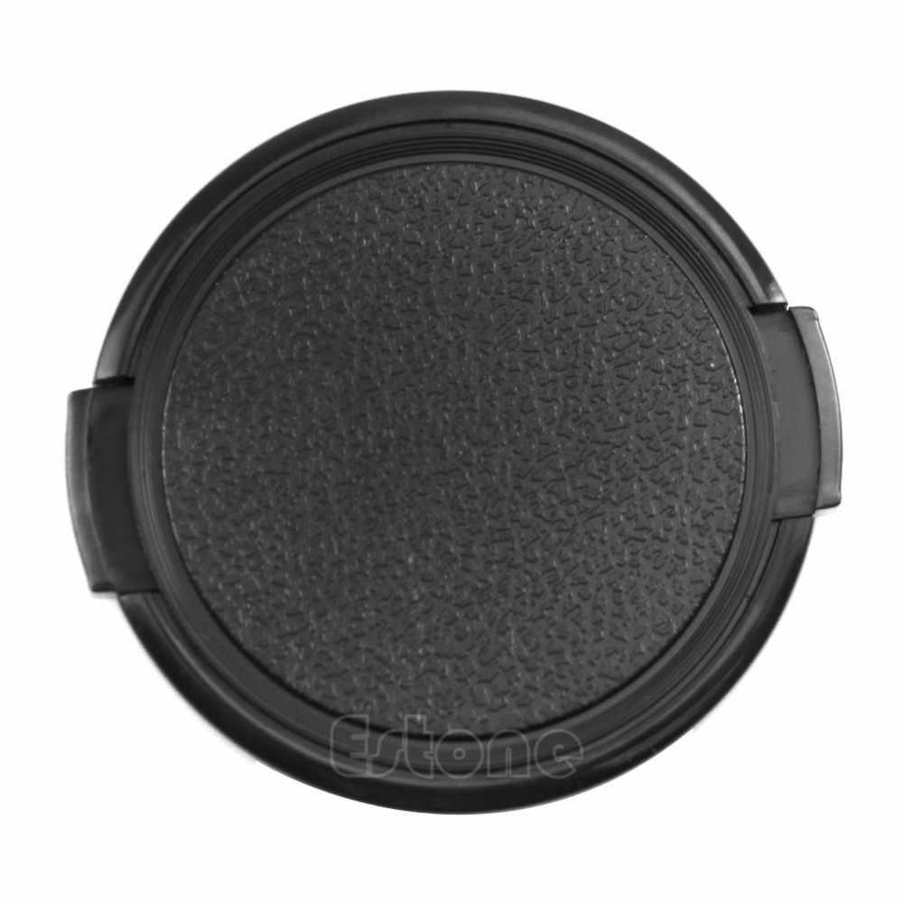 OOTDTY Unival Lens Cap 40.5 mét Snap trên Mặt Trận Lens Cap cho Nikon Canon Pentax Sony SLR máy ảnh DSLR DC