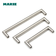 96mm~160mm stainless steel 304 furniture Solid core handle