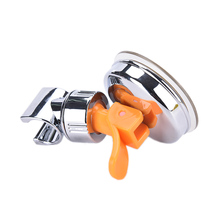 Universal Bathroom Moving Shower Hand Head Holder Bracket Mount Suction Cup