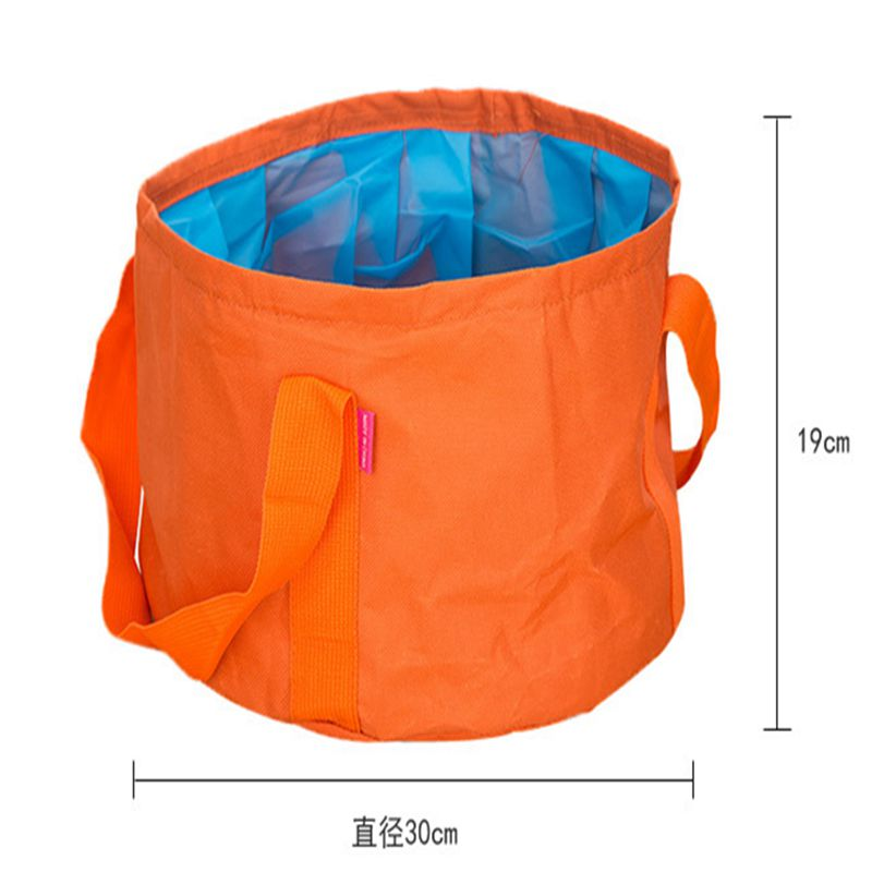 Heißer Verkauf EVA klapp angeln eimer angeln tackle werkzeuge Tourismus haushalt kleinen außen falten Lagerung barrel 15 liter buck