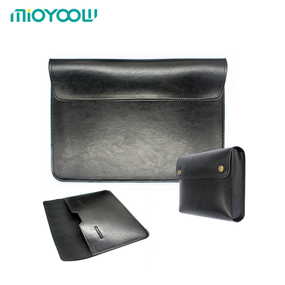 Laptop Sleeve Bag for Macbook Pro Air 11 13 15 Case Women Men Waterproof Laptop Case Cover 11.6 12.5 13 13.3 14 15 inch