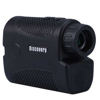 ELECALL DD01-600G Laser distance meter Telescope laser rangefinder 6X 600m tape measure golf hunting range finder - DISCOUNT ITEM  40% OFF All Category
