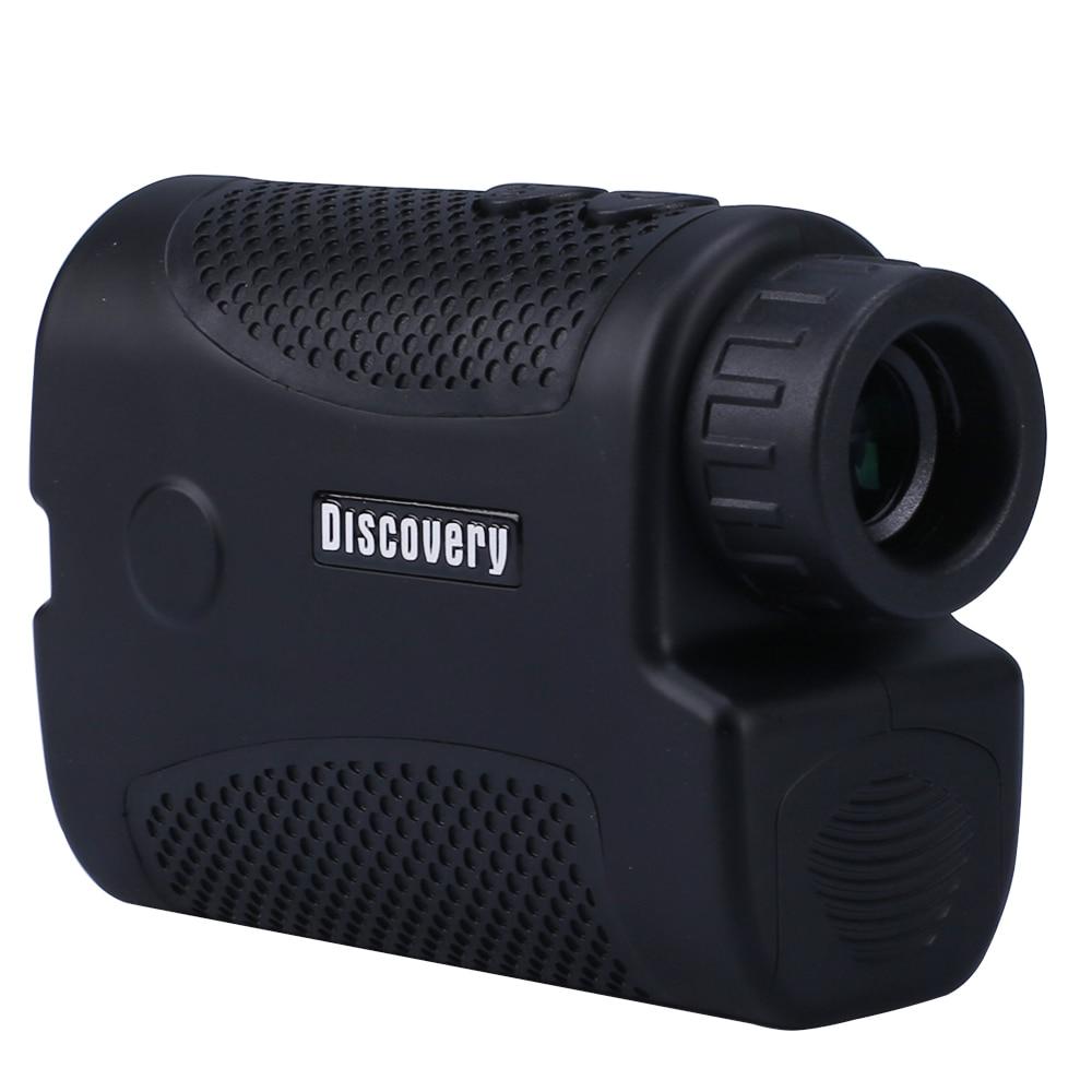 ELECALL DD01-600G Laser distance meter Telescope laser rangefinder 6X 600m tape measure golf hunting range finder