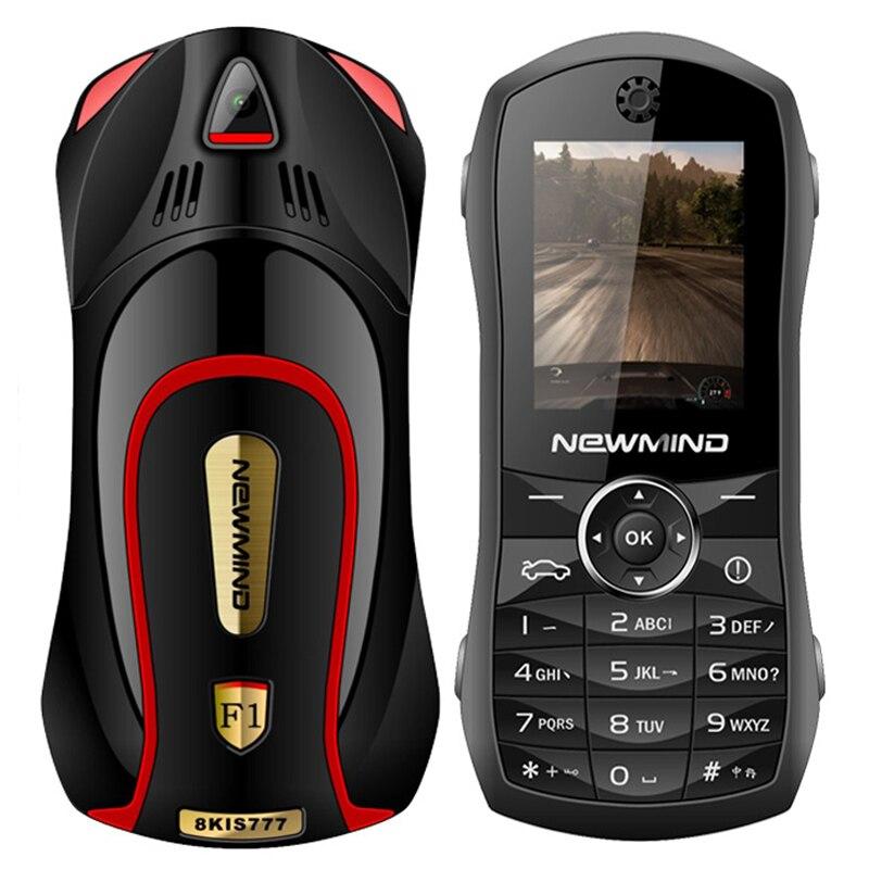 Фото. Newmind F1 открыл мобильный телефон Dual SIM карты FM радио Bluetooth Малый Размеры мини Спорт здоро