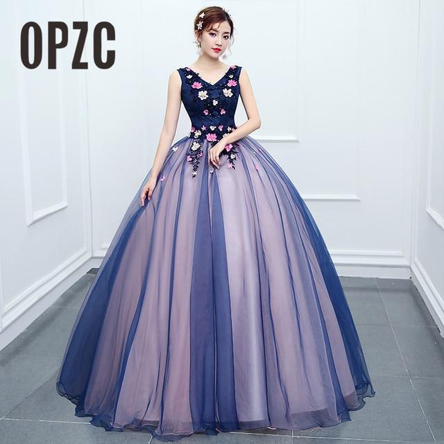 รูปภาพจริง 2020 สินค้าใหม่มาใหม่สีสันยาวชุดราตรีอย่างเป็นทางการ Gowns เจ้าสาว Shop พวกเขา Uniform สำหรับเปียโน SOLO แสดง