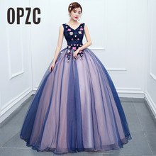Real photo 2020 New Arrival Colorful Long Dress Formal Evening Gowns Bridal Shop Them Uniform for Piano Performance Solo Show