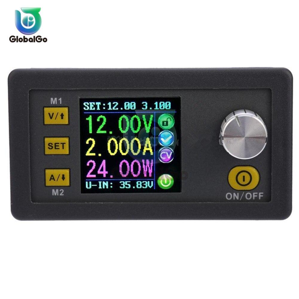 DPS3003 LCD Multimeter Control Power Supply Adjust Constant Voltage Constant Current Tester DC Voltmeter Regulators Ammeter
