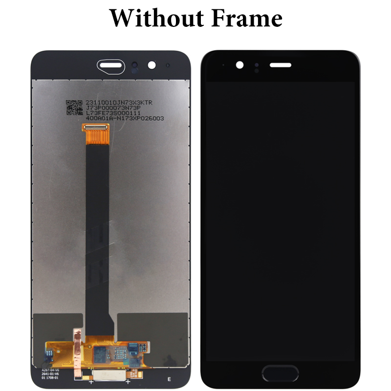 Image 3 - For HUAWEI P10 Plus VTR L09 LCD Screen 1PC 100% Tested No Dead Pixel New 5.5 inch Replacement Display Touch Digitizer Compatible-in Mobile Phone LCD Screens from Cellphones & Telecommunications