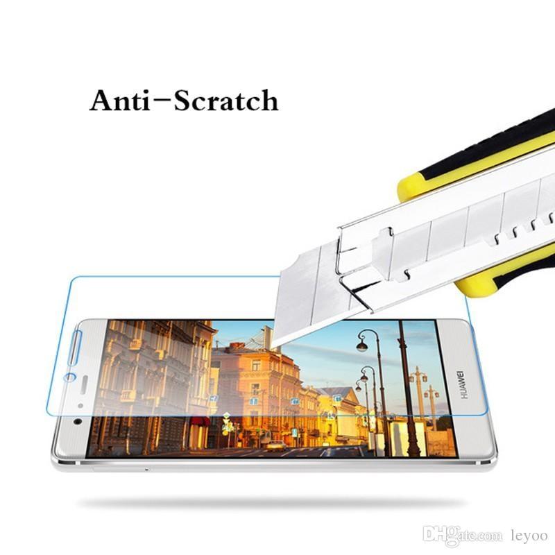 2 piezas de vidrio para Huawei P9 Lite Vidrio templado Original - Accesorios y repuestos para celulares - foto 5
