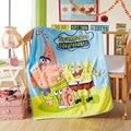Мультфильм летом одеяло ватки одноместный кондиционер одеяло детские одеяла sierran одеяло ребенка