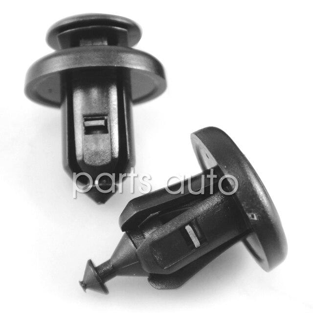 20x Push-Type Bumper Fender Retainer Clips 91505-S9A-003