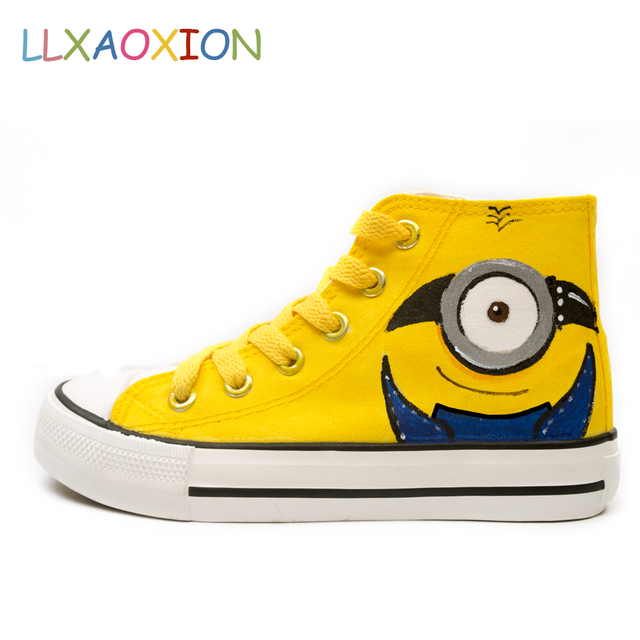 yellow lace kids boots boys kids shoes children sneakers ...