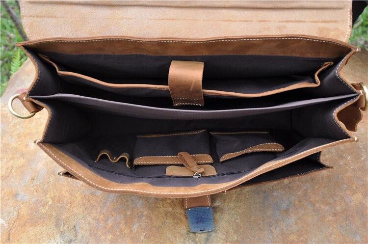 crossbody maleta bolsa de ombro Composição : Cowhide Leather