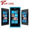 Nokia 800 original nokia lumia 800 3g wifi gps 8mp cámara 16 gb de almacenamiento desbloqueado windows mobile envío gratis