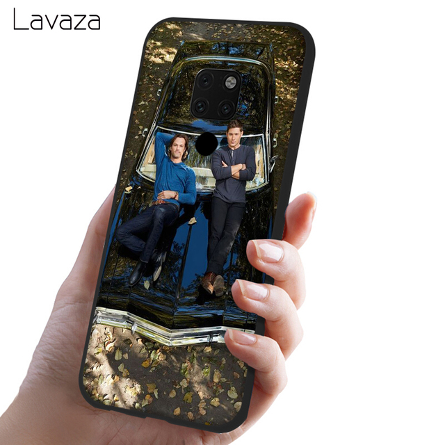 Supernatural Soft TPU Case for Huawei