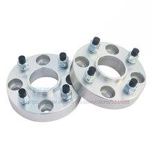 2 шт./лот) 20 мм толщиной PCD 4x100 CB 60,1 мм автомобильная шина фланговое колесо прокладка для Nissan Cube, AD, Bluebird Sylphy