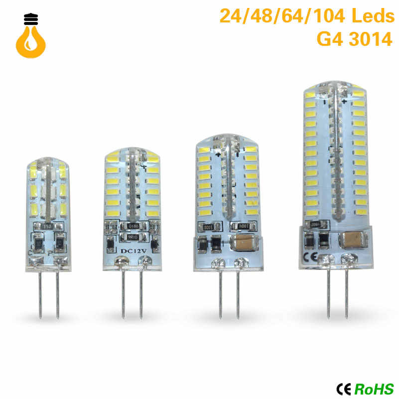 G4 G9 Lamp led Bulb cob led 12V AC220V SMD 3014 2835 3W 5W 10W 12W lampada led Lights replace Halogen Spotlight lamp Chandelier