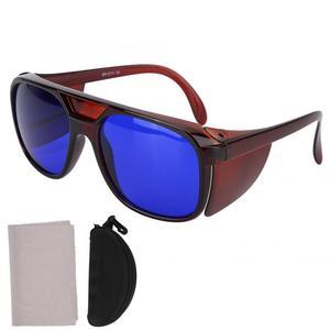 Image 2 - Lasery okulary ochronne czerwony 650nm  660nm okulary ochronne przeciw promieniom podczerwieni