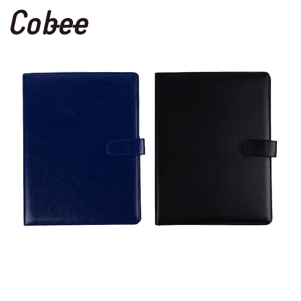 PU Leather A4 Document Folder A4 File Holder A4 File Folder Manager Universal Document Clip Multifunctional qshoic a4 multi function business manager clip to high grade leather with calculator folder file pu leather document folder