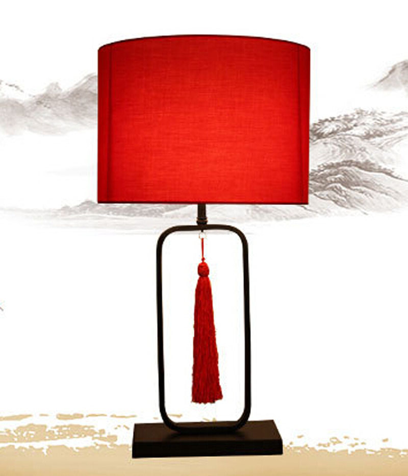 popular bedside lamps red-buy cheap bedside lamps red lots from