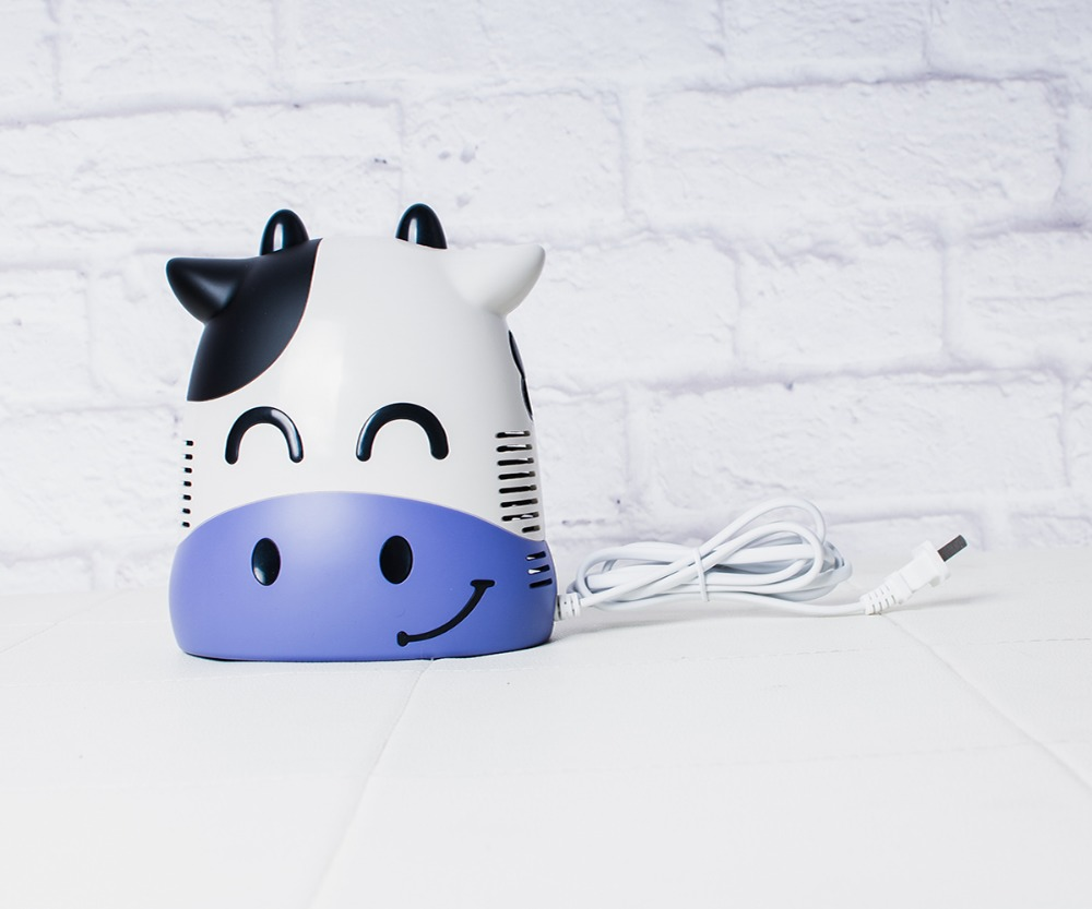 Household Nebulizer Portable Calf Cute Child Inhaler  2