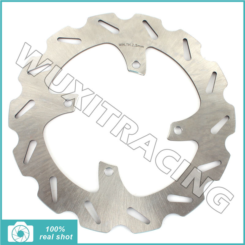 190mm  REAR BRAKE DISC BRAKE ROTOR FOR HONDA CR R 80 1996-2002 CRE 80 1998- CR 85 2003-2007 CRF 150 2007-2012 2 pieces motorcycle front disc brake rotor scooter front rear disc brake rotor for honda cb400 1994 1995 1996 1997 1998